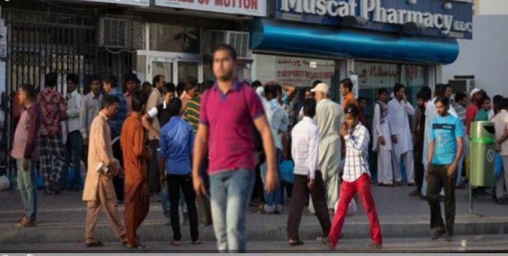 ওমানে বাংলাদেশী প্রবাসীদের আইন অমান্যের প্রবণতা বাড়ছে